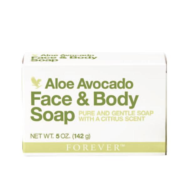 ALOE AVOCADO SOAP